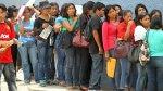 Lima tiene más de 2,6 millones de jóvenes entre 15 y 29 años - Noticias de sector comercio