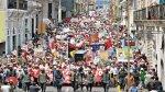 Opositores a Tía María protestarán en aniversario de Arequipa - Noticias de la parada