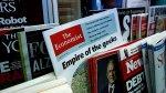 Pearson vendió el 50% de su participación en The Economist - Noticias de john elkann