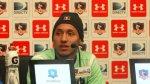 Christofer Gonzales habló de Colo Colo y la selección peruana - Noticias de conflictos mineros