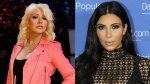 Christina Aguilera a lo Kim Kardashian: se desnuda en Instagram - Noticias de naya rivera