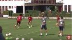 Guardiola se molestó con Thiago por lujo en la práctica (VIDEO) - Noticias de fútbol alemán
