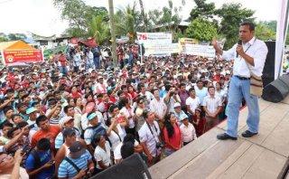 Humala reconoce que no se puso en valor fortaleza de Kuélap