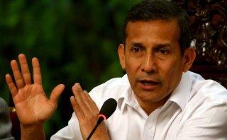 Humala sobre La Oroya: Policía no puede abdicar en uso de armas