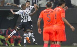 Corinthians, ex equipo de Paolo Guerrero, es líder en Brasil