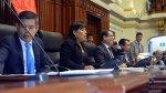 Congreso: aprueban cuadro de comisiones para última legislatura - Noticias de gana peru roberto angulo