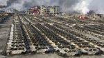 Tianjín parece una zona de guerra tras enormes explosiones - Noticias de materiales peligrosos