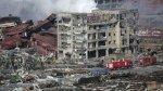 Explosiones en China: La cifra de muertos sube a 50 - Noticias de avión siniestrado