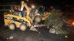 Así trabajaron para restablecer el tránsito en La Oroya [Fotos] - Noticias de ticlio