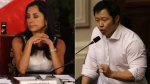 Nadine Heredia y Kenji Fujimori, en choque por esterilizaciones - Noticias de alberto fujimori