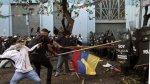 Paro nacional en Ecuador contra Correa: Hay 12 policías heridos - Noticias de chasqui