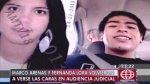 Fernanda Lora no habría enviado instrucciones a Marco Arenas - Noticias de fernanda lora paz