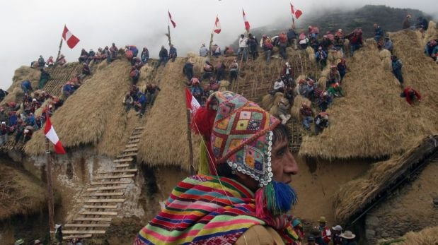 Cusco: declaran al repaje como Patrimonio Cultural de la Nación