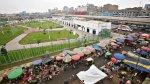 El Migrante: futuro incierto del parque que reemplazó La Parada - Noticias de la parada