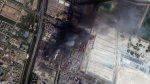Tianjín: los daños provocados por las explosiones en China - Noticias de productos químicos no tóxicos