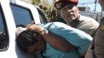 Arequipa: policías agredieron a periodista en parada militar - Noticias de la parada