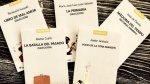 Libros de cinco autores peruanos son prestados a vecinos - Noticias de javier arevalo