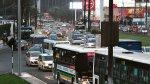 Avenida Javier Prado: cinco propuestas para resolver el tráfico - Noticias de sistema vial
