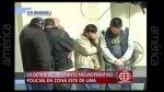Caen 14 requisitoriados durante megaoperativo en Lima Este - Noticias de general pnp