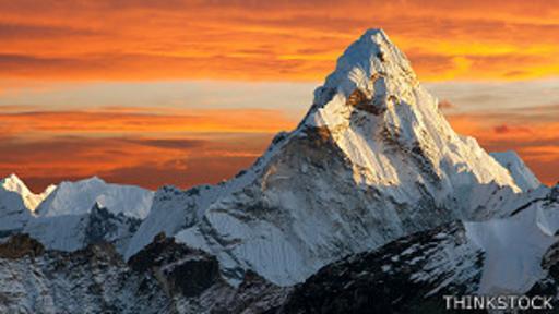 El secreto de la montaña más alta del mundo no está en su cima sino bajo tierra. (Foto: Thinkstock)