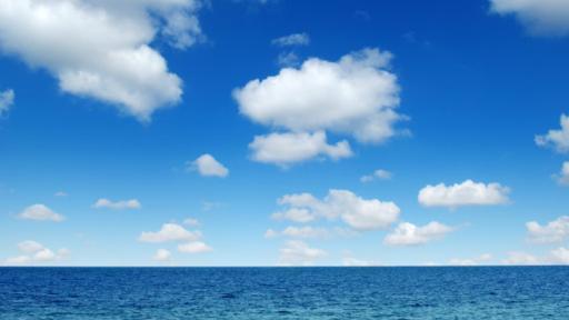 Cuanta más agua tenga una nube, mayor será su capacidad de rebotar los rayos del Sol hacia el espacio.