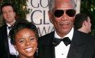 Morgan Freeman consternado por presunto asesinato de su nieta