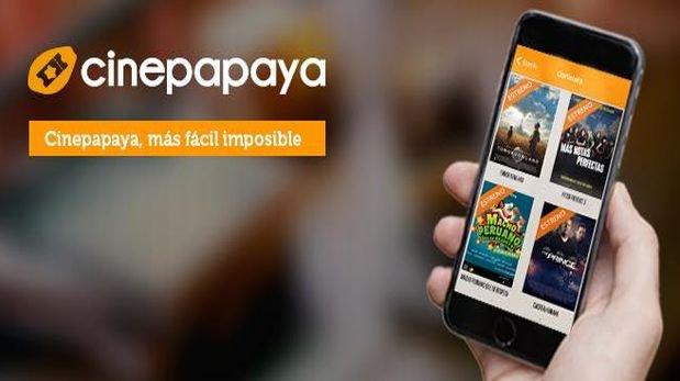 Startup Cinepapaya fue comprada por firma Fandango