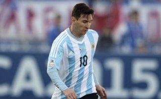 Lionel Messi fue convocado para los amistosos de Argentina