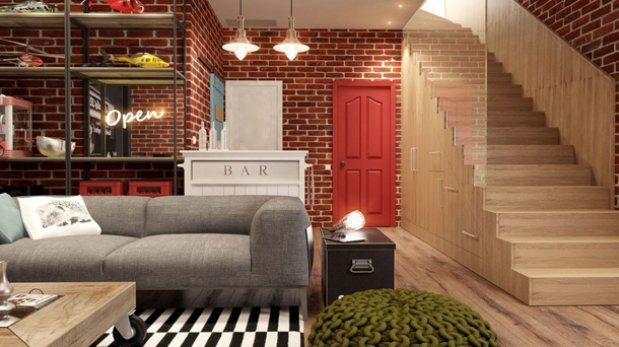 Gu a para dise ar el bar perfecto en tu casa decoraci n casa y m s el comercio peru - Como disenar un bar en casa ...