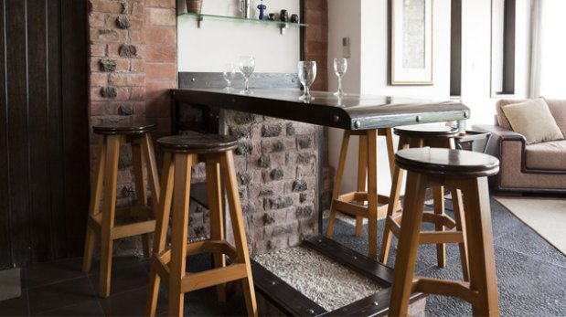 Gu a para dise ar el bar perfecto en tu casa decoraci n - Como disenar un bar en casa ...