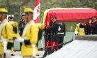 Guerra del Pacífico: Perú entregó restos de bolivianos [FOTOS]