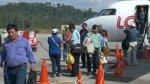 Satipo: inauguran vuelos comerciales en aeródromo de Mazamari - Noticias de jhonny cardenas