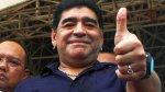 Maradona celebró 12 años de haber dejado las drogas [VIDEO] - Noticias de diego armando maradona