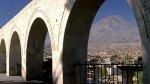 Arequipa versus Huánuco: ¿cuál visitarías en su aniversario? - Noticias de kotosh