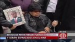 Peter Ferrari: sus restos fueron cremados - Noticias de velorio