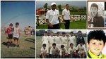 Día del Niño: así lucían los genios del fútbol mundial - Noticias de angel cappa