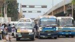 Lima dice que renovó permisos a 308 empresas de transporte - Noticias de gerencia de transporte urbano