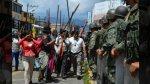 Ecuador: Protesta contra Rafael Correa deja 17 heridos - Noticias de santiago correa