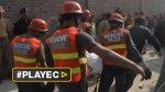 Pakistán: Atentado suicida mata a un ministro y 11 personas más - Noticias de muerte de jefe talibán