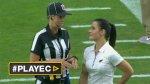 Las mujeres fueron protagonistas del fútbol americano [VIDEO] - Noticias de brian patterson