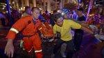 El brutal atentado que mató a 19 en pleno centro de Bangkok - Noticias de muerto en centro comercial