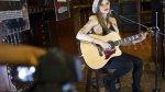 """Anna Carina: """"Sola y bien acompañada"""" - Sesión acústica [VIDEO] - Noticias de anna carina copello"""