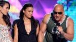 Teen Choice Awards: Vin Diesel homenajeó a Paul Walker [VIDEO] - Noticias de rápidos y furiosos