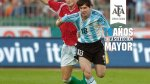 Messi: momentos claves en diez años con la selección Argentina - Noticias de ferenc puskas