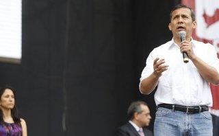 """Humala: """"Este Gobierno pasará a la historia por la educación"""""""