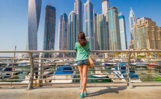 Dubái, el lado más lujoso de Medio Oriente