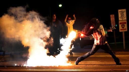 Otras muertes de adolescentes negros, como la de Michael Brown, han provocado extensas protestas.