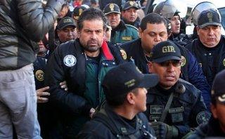 Fiscales bolivianos formularán 35 preguntas a Belaunde Lossio