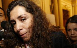 Rocío Calderón, amiga de Nadine, será investigada por comisión