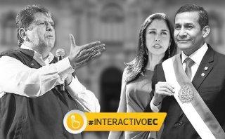 Los Humala vs. Alan García: una rivalidad de dos gobiernos